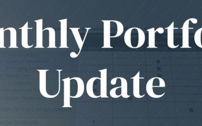 May 2021 | Portfolio Update